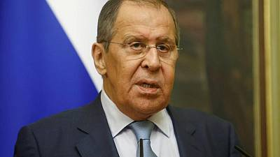 Nord Stream 2 gas pipeline to start operating in days - Russia's Lavrov