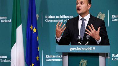 UK preparing to extend Brexit grace periods - Ireland's Varadkar