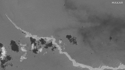 EEUU investiga cerca de 350 reportes de derrames petróleo tras el paso del huracán Ida