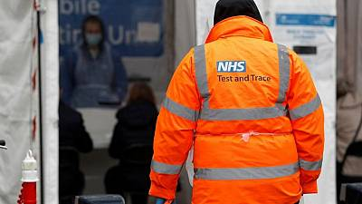 UK announces extra 5.4 billion pounds for NHS COVID response