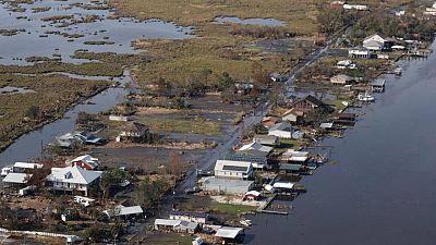 Inundaciones amenazan de nuevo a estados sureños de EEUU anegados por huracán Ida