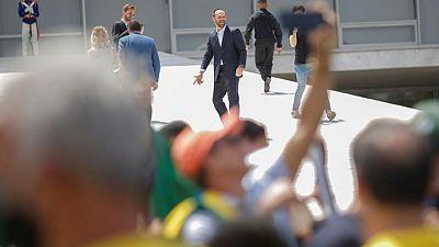 Brasil se prepara para manifestaciones en apoyo a Bolsonaro en Día de la Independencia