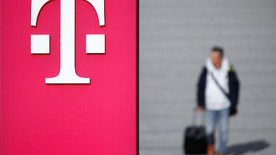 Deutsche Telekom lifts T-Mobile US stake in Softbank swap deal