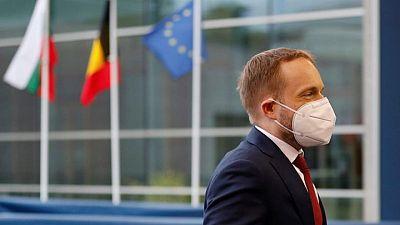 República Checa hace la primera donación de la UE para la barrera Lituania-Bielorrusia