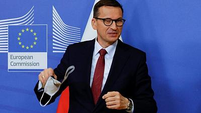 Poland sees no let-up in Belarus border tensions, says PM