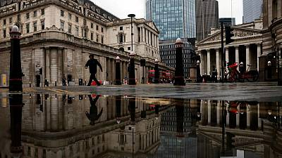 BoE's Saunders says more QE could dislodge price expectations