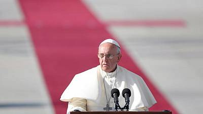 Pope responds to Israeli criticism over comments on Jewish law