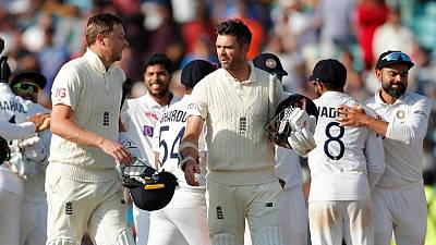 Cricket-Oval surrender exposes England's frailties, say former captains