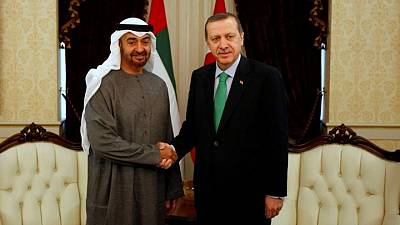 Analysis-Turkey and UAE rein in dispute that fuelled conflict and hurt economy
