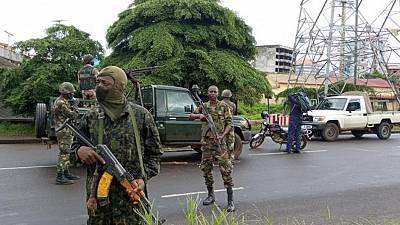 Junta de Guinea consolida la toma de poder con la designación de gobernadores militares