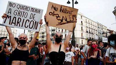 El presidente Sánchez convocará a la comisión contra delitos de odio tras una presunta agresión homófoba