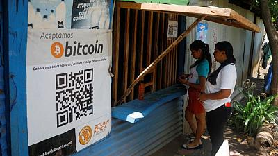On 'Bitcoin Beach' tourists and residents hail El Salvador's adoption of cryptocurrency