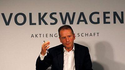 Volkswagen to set up venture capital fund in decarbonization push