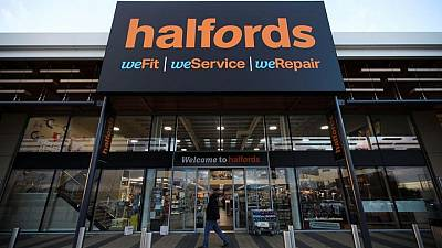 Halfords says supply chain disruption affecting bike business