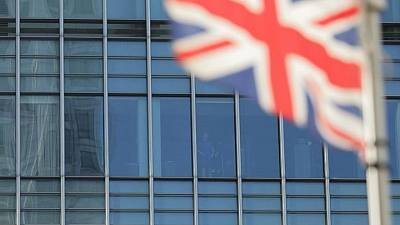 UK shares fall as financials, consumer staples weigh; Dunelm Group jumps