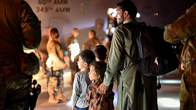 UNICEF trying to reunite evacuated Afghan children with families