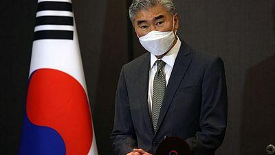 U.S., Japan, S.Korea prepare for possible meeting on N.Korea -report