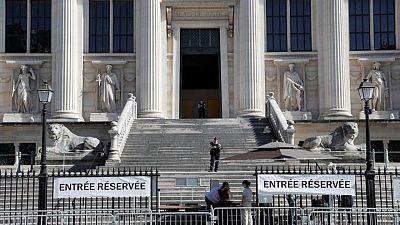 Security high in Paris as 2015 jihadist attacks trial begins