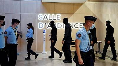 París endurece seguridad por comienzo de juicio por ataques yihadistas