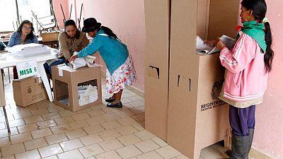 Violencia electoral ya deja seis muertos en Colombia y se teme un aumento antes de elecciones de 2022