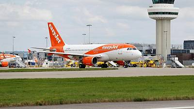 EasyJet to raise about $1.4 billion to tap travel rebound - Bloomberg News