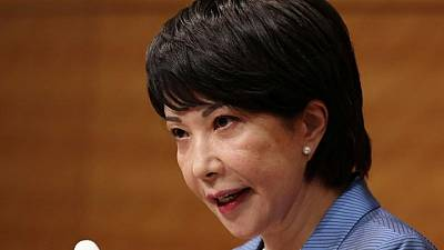 Japan lawmaker Takaichi announces run for party leadership to replace PM Suga