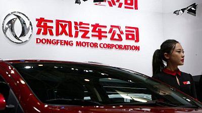 Stellantis shareholder Dongfeng sells down stake for 600 million euros