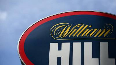 Gambling firm 888 to buy William Hill's non-U.S. assets for 2.2 billion pounds