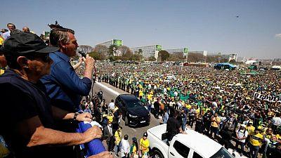 Bolsonaro dice que nunca tuvo la intención de atacar a ningún Poder del Estado