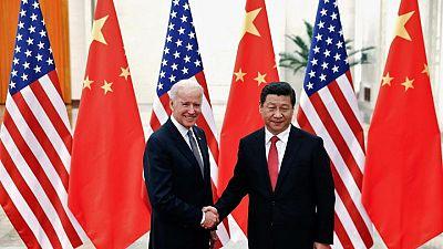 Los presidentes de EEUU y China hablan de evitar el conflicto en una llamada