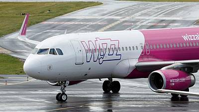 Wizz Air in talks over large Airbus jet order -sources