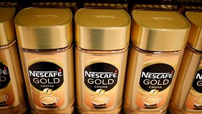 Nestle sees higher input cost inflation next year
