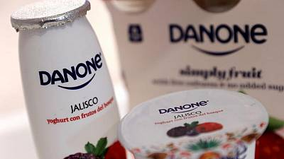 Danone to cut fewer jobs than initially planned -Les Echos
