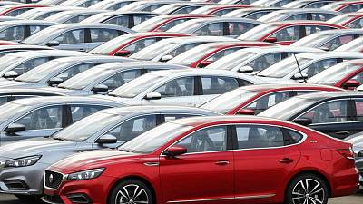China vehicle sales slid 18% in August - industry body