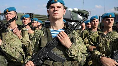 Rusia y Bielorrusia comienzan la fase activa de unas enormes maniobras militares