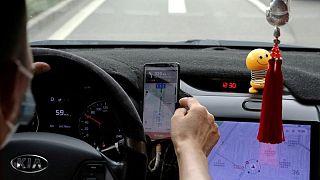China insta a empresas de reparto y de transporte de pasajeros a proteger mejor a sus trabajadores