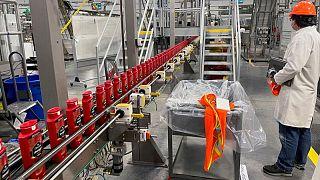 Los cuellos de botella presionan al alza los precios mayoristas en EEUU