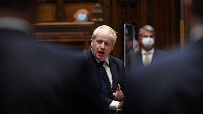 UK PM Johnson: 9/11 attacks failed to divide us