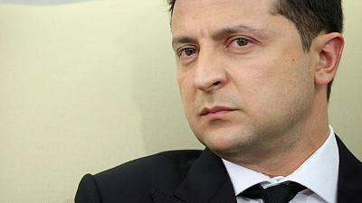 Ukrainian president says war with Russia a worst-case possibility
