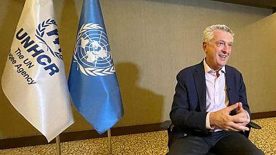 No Afghan refugee exodus yet but 'massive displacement' possible - U.N. refugee agency