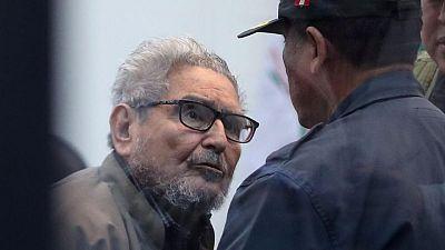 Muere Abimael Guzmán, fundador del grupo peruano Sendero Luminoso
