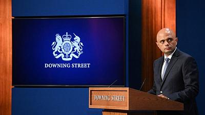 UK PM to set out COVID winter strategy next week, says health minister