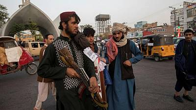 On 9/11 anniversary, Afghans blame departed US forces for their woes