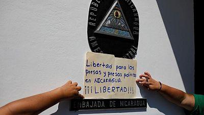 Activista opositor nicaragüense se encuentra grave tras recibir disparos en Costa Rica