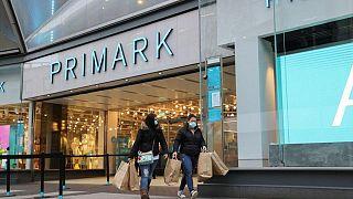 Primark incumple perspectivas de ventas en el cuarto trimestre por la pandemia