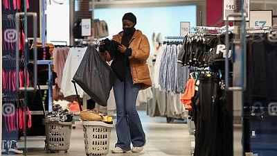 Primark stores fully stocked despite supply chain disruption -finance chief