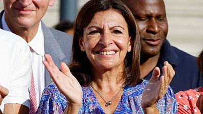 Socialist Paris mayor enters race for French presidency