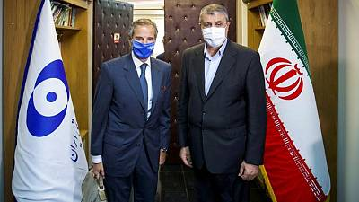 Iran to allow IAEA to service nuclear monitoring cameras after talks