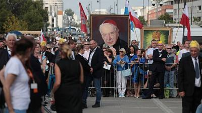 Cold War cardinal and blind nun beatified in Poland