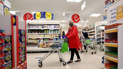 Britain's Tesco joins refillable revolution with in-store trial